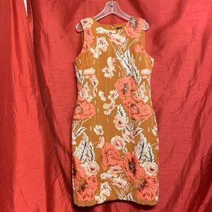 Ann Taylor Floral Dress Size US 4